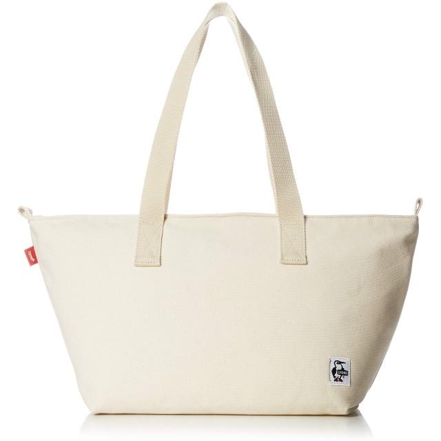 [チャムス] トートバッグ Escalante Zipper Tote Bag Natural
