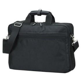 クラウン カジュアルビジネスバッグ 黒 (CR-BB741-B)