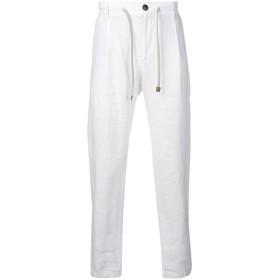Eleventy ドローストリング パンツ - ホワイト