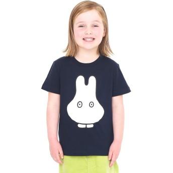 (グラニフ) graniph コラボレーション キッズ Tシャツ オバケ (ミッフィー) (ネイビー) キッズ 90 (g28) #おそろいコーデ