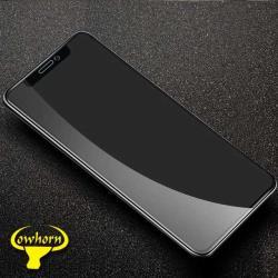 Samsung Galaxy A8 PLUS (2018) 2.5D曲面滿版 9H防爆鋼化玻璃保護貼 (黑色)