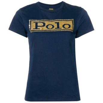 Polo Ralph Lauren スパンコール Tシャツ - ブルー