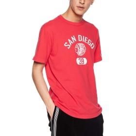 [チャンピオン] Tシャツ C3-P336 メンズ レッド 日本 L (日本サイズL相当)