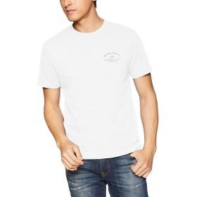 [リップカール] [メンズ] 半袖 プリント Tシャツ (クラシックFIT)[ T01-212 / RIDE SLAB SS TEE ] おしゃれ WHT_ホワイト US M (日本サイズM相当)