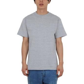 (プリントスター)Printstar 5.6オンス ヘビーウエイトTシャツ 00085-CVT 2枚セット 003 杢グレー 07 XL