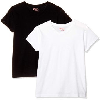Hanes ヘインズ ジャパンフィット クルーネックTシャツ 2枚組 HW5320