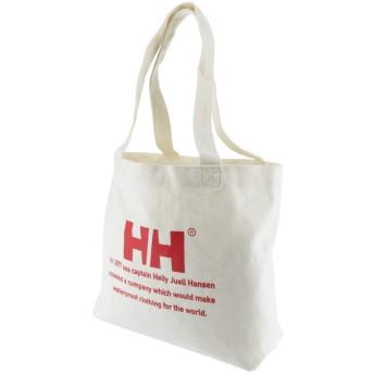(ヘリーハンセン) HELLY HANSEN トートバッグ [ACCESSORIES] [LOGO TOTE L/ロゴトートL] 8.レッド