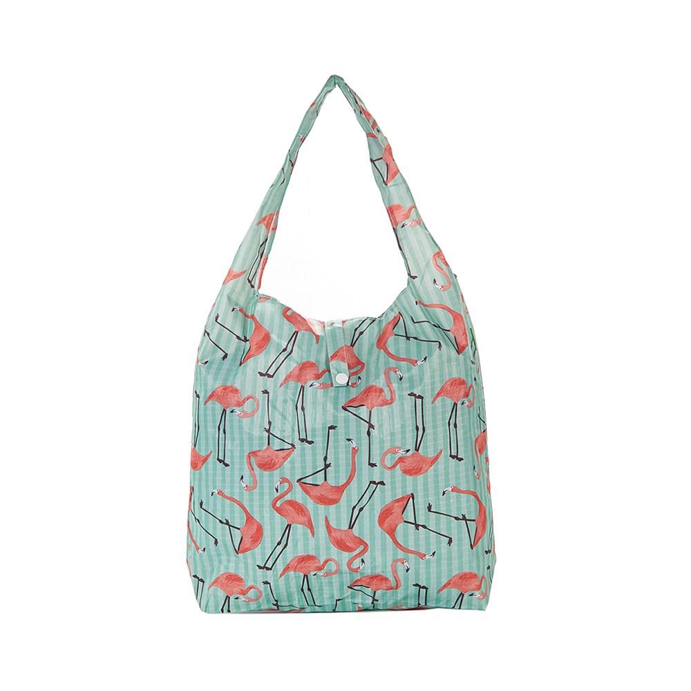 英國ECO購物袋 紅鶴