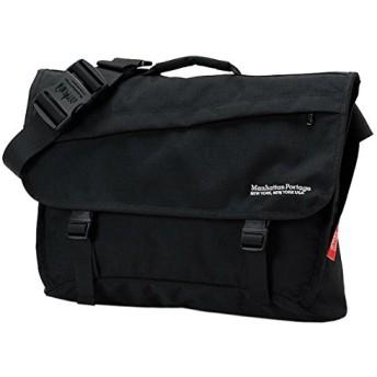マンハッタンポーテージ(Manhattan Portage) Van Wyck Messenger Bag【BLK/**】