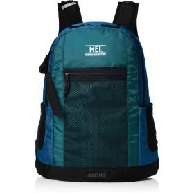 [エムイーアイ] 多機能リュックM MEHD500 MEHD500-GRBL グリーン/ブルー One Size