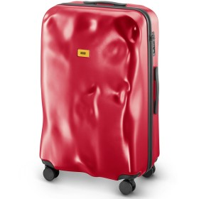 クラッシュバゲージ スーツケース アイコン 100L L 軽量 旅行 キャリーケース CRASH BAGGAGE クラブ レッド cb163-11