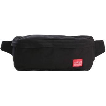 [マンハッタンポーテージ] Manhattan Portage Fixie Waist Bag ボディバッグ ウエストバッグ MP1106 (BLACK) [並行輸入品]