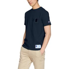 [チャンピオン] Tシャツ C3-M358 メンズ ネイビー 日本 S (日本サイズS相当)