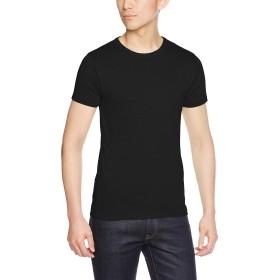 (ユナイテッドアスレ)UnitedAthle 4.4オンス トライブレンド Tシャツ 109001 [メンズ] 002 ブラック XS