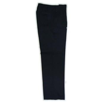 ボンタン 学生ズボン 校則違反 昭和 1タック ストレート 黒 68cm