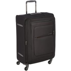 [サムソナイト] スーツケース キャリーケース ポピュライト スピナー66 保証付 70L 67 cm 2.6kg ブラック