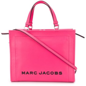 Marc Jacobs The Box トートバッグ - ピンク