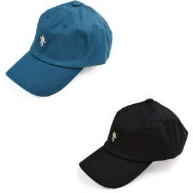 (クリサンドラ) Chrisandra 福袋 2019 男女兼用 メンズ キャップ 帽子 2点 セット カジュアル ブランド クロス柄 帽子セット