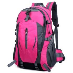 リュックサック バックパック アウトドア ASOSMOS 防水 大容量 通気性 登山 ハイキング サイクリング 旅行バッグ 男女兼用