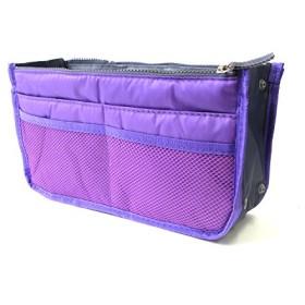 A&I(エーアンドアイ) バッグ トートバッグ用 インナーバッグ トラベルポーチ トラベル用収納バッグ レディース メンズ バッグインバッグ バックインバック フリー パープル