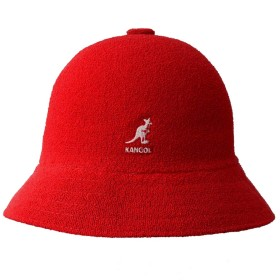 KANGOL カンゴール 帽子 ハット バミューダ ハット Bermuda Casual HAT ベル型 ベルハット バケットハット 0397BC 195169015