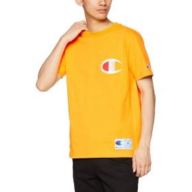 [チャンピオン] ビッグロゴTシャツ アクションスタイル C3-F362 メンズ ゴールド 日本 M (日本サイズM相当)