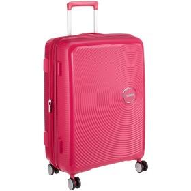 [アメリカンツーリスター] スーツケース キャリーケース サウンドボックス スピナー67 保証付 71L 67 cm 3.7kg ライトニングピンク