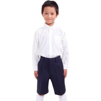 トンボ JOY 通学服 小学生 制服 男児 半ズボン ロング 紺 22308-88 (110A)