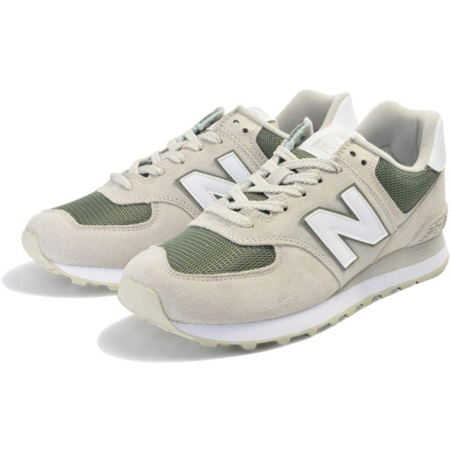 [ニューバランス] NEWBALANCE ML574ESR スニーカー シューズ 運動靴 ランニング (26.5㎝) [並行輸入品]