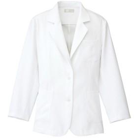 (アイトス)AITOZ レディース ドクターブレザーコート [メディカルウエア] #AZ-861308 ホワイト L