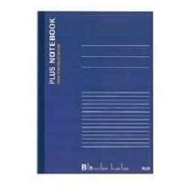 (業務用5セット)プラス ノートブック NO-003BS-10P B5 B罫 10冊