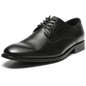 [YIMANIE] ビジネスシューズ 紳士靴 メンズ 本革 革靴 高級靴 レースアップ 外羽根