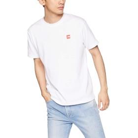 [ザ・ノース・フェイス] Tシャツ ショートスリーブスモールボックスロゴティー メンズ ホワイト 日本 L (日本サイズL相当)