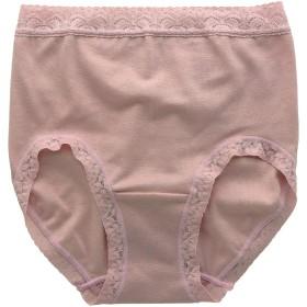 (ワコール)Wacoal (ディアヒップショーツ)DearHip Shorts 綿混 はきこみ丈ふつう ノーマルショーツ ML(PB-