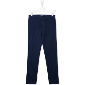 Woolrich Kids テーラードパンツ - ブルー