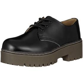 [バイアシナガオジサン] ブーツ 8710143 レディース ブラック S/M/L表示 LL(24.0~24.5 cm)