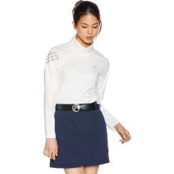 [アディダスゴルフ] ウインドブロック L/S インナーシャツ CCT09 レディース ホワイト 日本 L (日本サイズL相当)