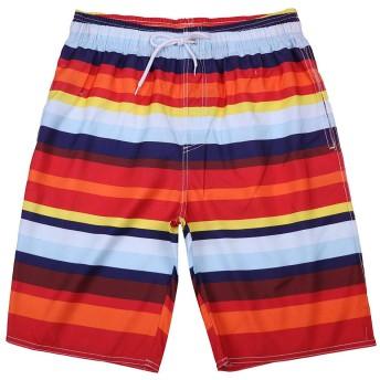 パンツ メンズ Meilaifushi ジャージ ショートパンツ 7分丈 ハーフパンツ メンズ