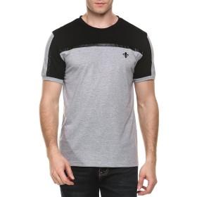 Coofandy メンズ ドライTシャツ 半袖 吸汗速乾 UVカット スポーツトプッス ファッション カジュアルシャツ グレー
