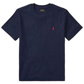 (ポロ ラルフローレン) POLO RALPH LAUREN Tシャツ 半袖 【RL50016 XLサイズ ネイビー】 ボーイズ (小さめサイズ) ポニー ラルフ 並行輸入品