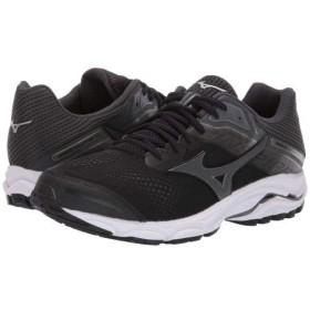 [ミズノ] メンズ 男性用 シューズ 靴 スニーカー 運動靴 Wave Inspire 15 - Black/Dark Shadow 11 D - Medium [並行輸入品]