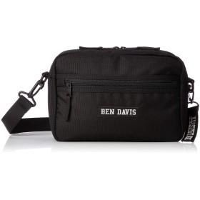 [ベンデイビス] ショルダーバッグ BOXロゴテープショルダーバッグ BDW-9308 BLACKxBLACK