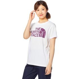 [ザ・ノース・フェイス] Tシャツ ショートスリーブシンプルロゴティー レディース フロックスパープル 日本 M (日本サイズM相当)