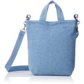 [バグゥ] MINI DUCK BAG キャンバスバッグ MIND デニム
