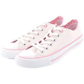 [コンバース] スニーカー ネクスター110 シューズ ホワイト×ピンク NEXTER11 230 ホワイト/ピンク