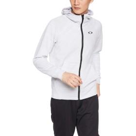 [オークリー] Enhance Technical Fleece Jacket.TC 8.7 461673 メンズ Natural Heather US L (日本サイズXL相当)
