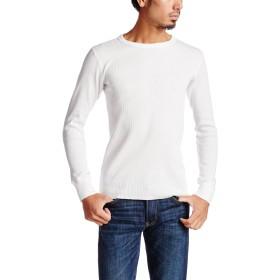 [チャンピオン] ロングスリーブTシャツ C3-E430 メンズ ホワイト 日本 XL (日本サイズXL相当)