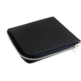 BARONE バローネ 小銭入れ コインケース 本革 BN-1055 ブラック