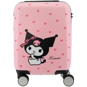 [ハローキティ] クロミ スーツケース 20L 39cm 2.2kg 【KT-003】ラブリークロミ
