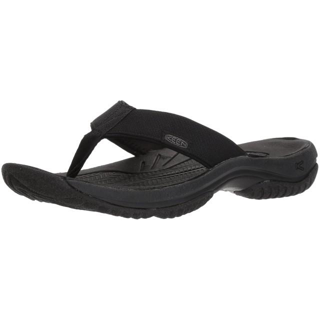 [キーン] サンダル KONA FLIP(現行モデル) メンズ Black/Steel Grey 29 cm D